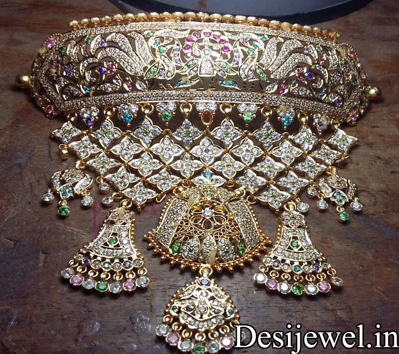 Marwadi Rajasthani Desi gold Gala-Aad And Weight is 45-50 gm