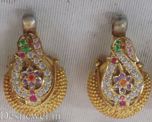 Rajasthani Jewellery Desi Bor Design in Jodhpur with weight of 6-10 GM