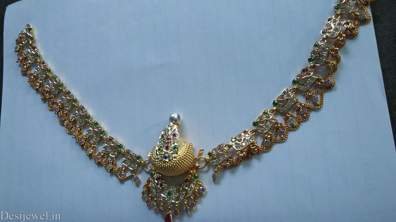 Rajasthani Jewellery Desi Bor Design in Jodhpur with weight of 6-8 GM
