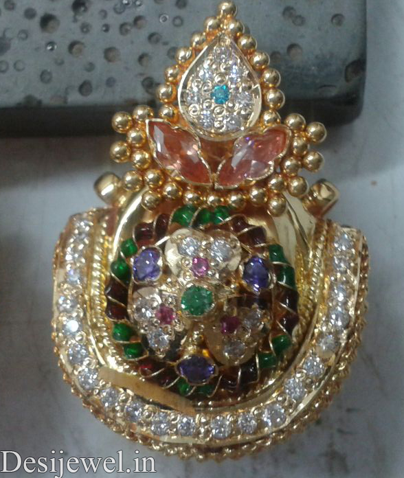 Rajasthani Jewellery Desi Bor Design in Jodhpur with weight of 10-15 GM
