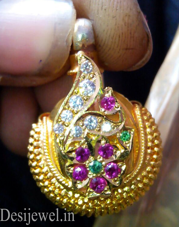Rajasthani Jewellery Desi Bor Design in Jodhpur with weight of 5-7 GM