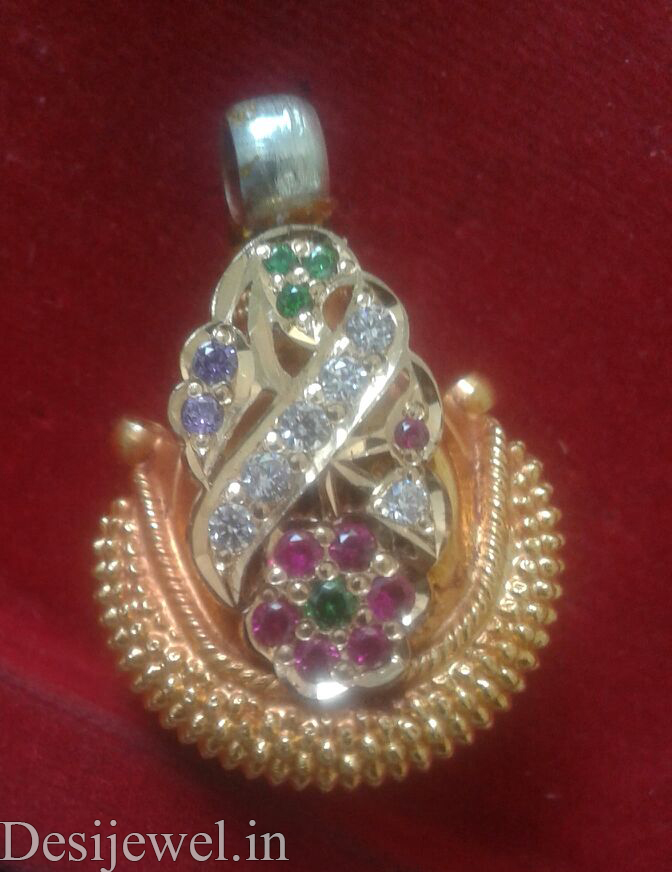Rajasthani Jewellery Desi Bor Design in Jodhpur with weight of 8 GM