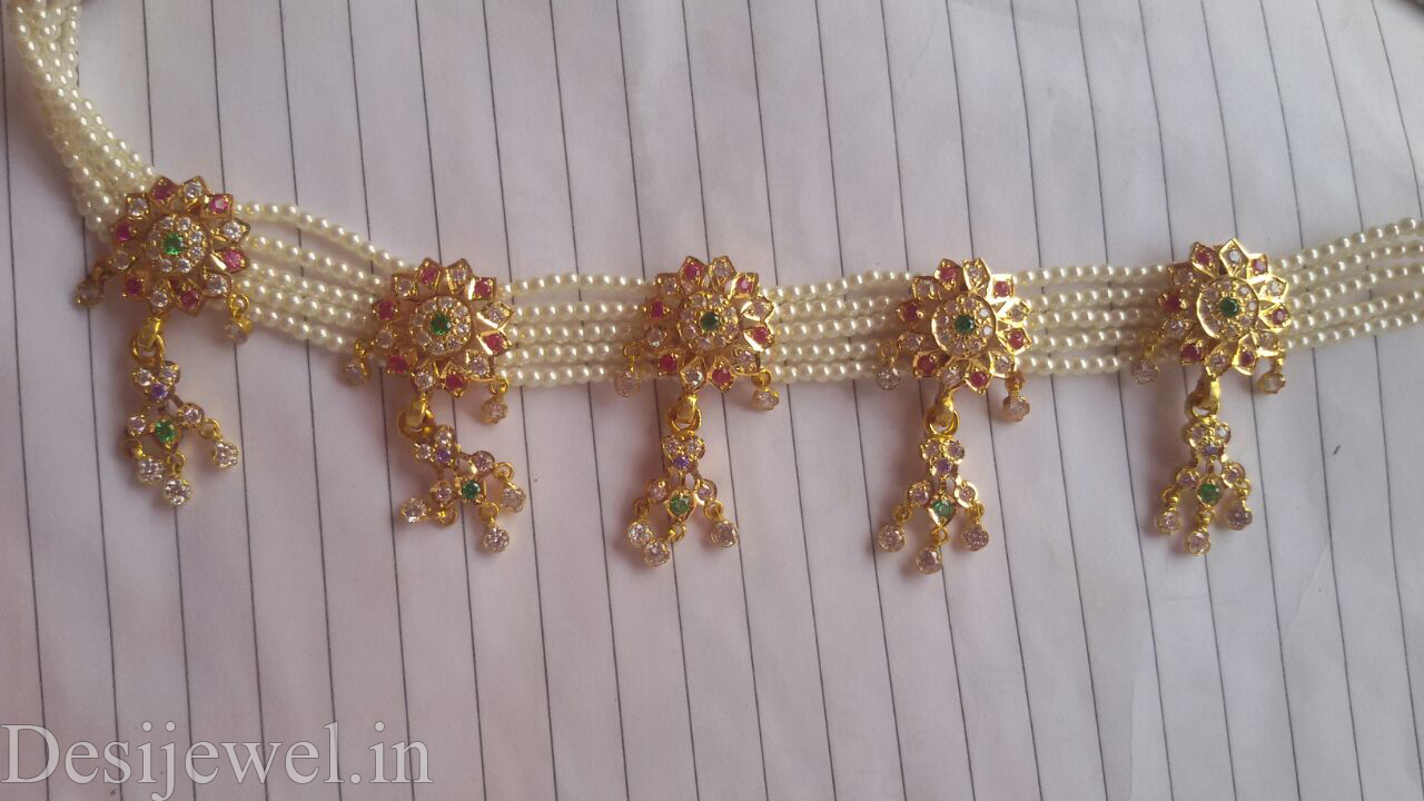Rajasthani Jewellery Desi Chick Set  in Jodhpur with weight of 20-22 GM