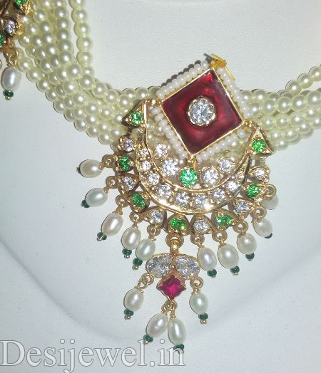 Rajasthani Jewellery Desi Chick Set  in Jodhpur with weight of 15-20 GM