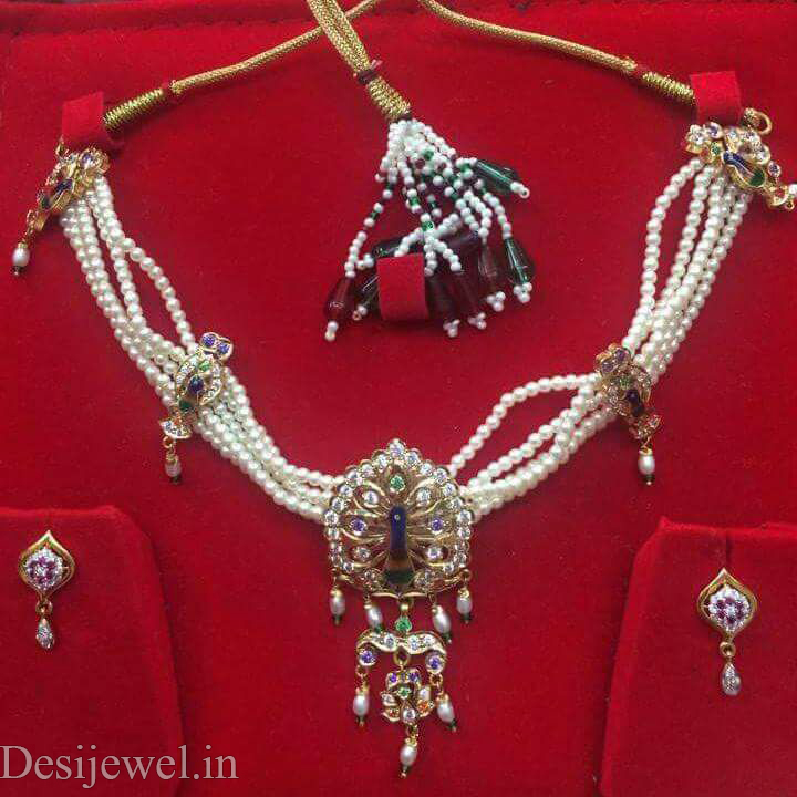 Rajasthani Jewellery Desi Chick Set  in Jodhpur with weight of 12-14 GM