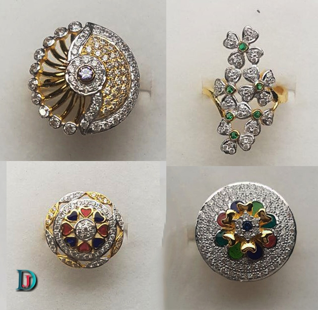 Marwadi Rajasthani fancy gold Ladies-Ring And Weight is 6-8 gm