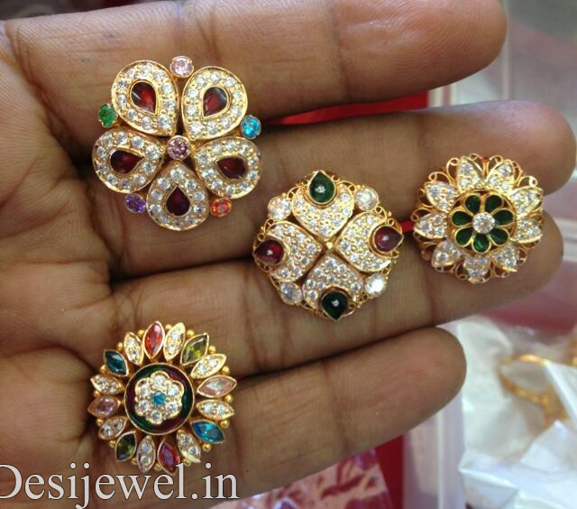Marwadi Rajasthani fancy gold Ladies-Ring And Weight is 3-5 gm