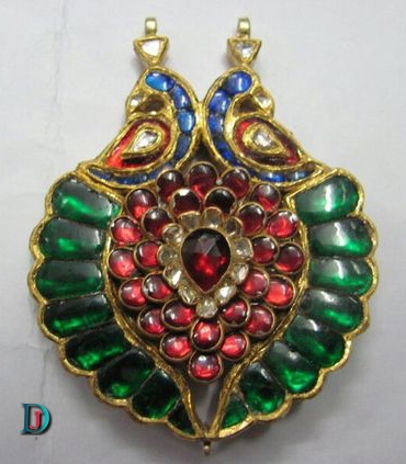 Gold Kundan Pendal jewellery in Jodhpur