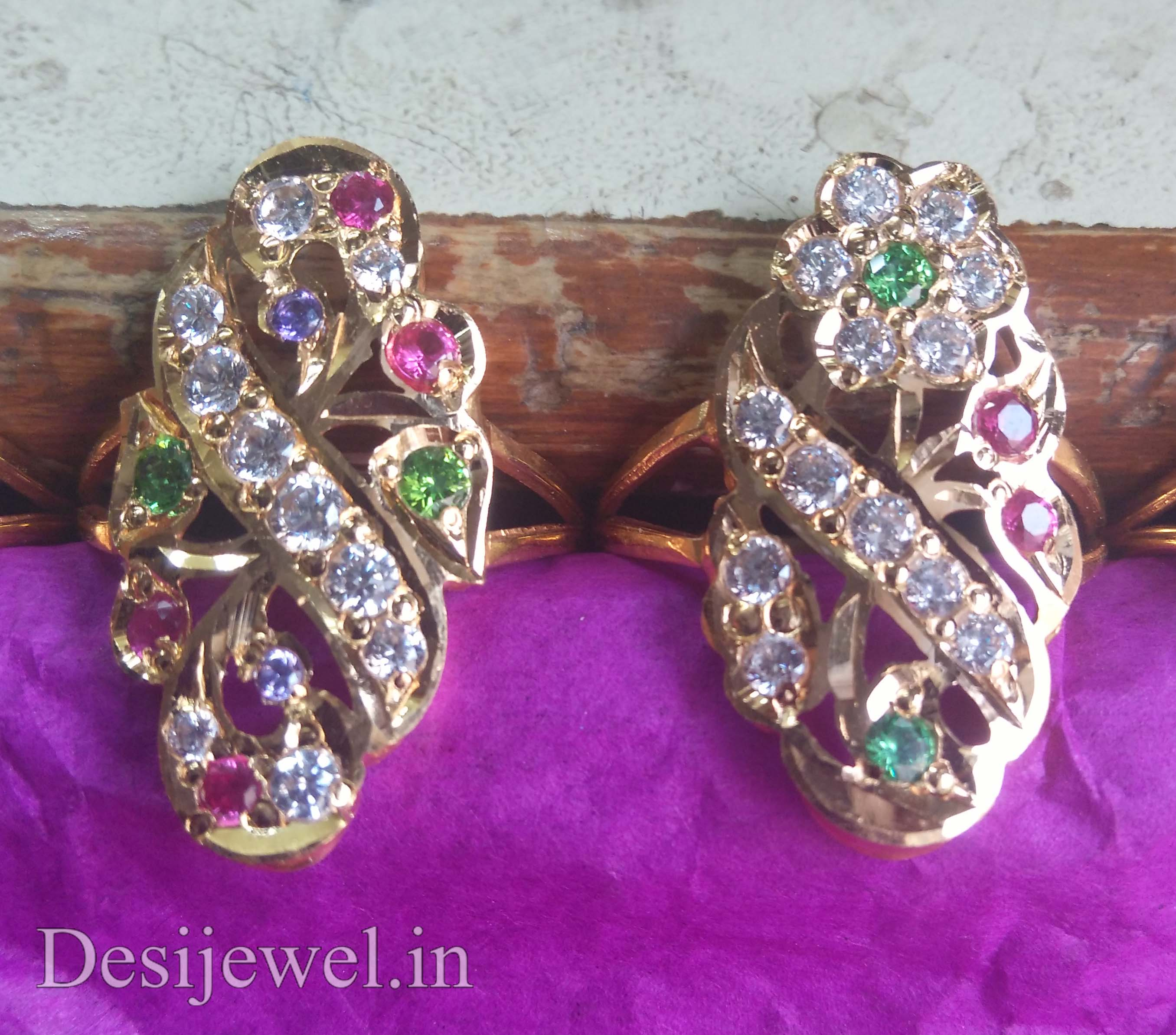 Rajasthani Gold Desi Ladies Ring Jewellery  in Jodhpur with weight of 4 GM