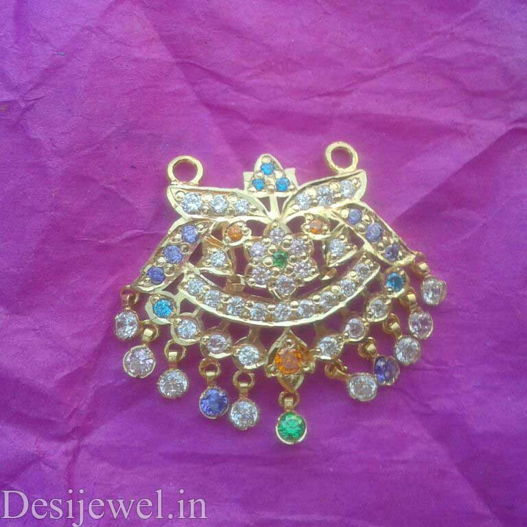Rajasthani Gold Desi Mangalsutra Jewellery  in Jodhpur with weight of 5 GM