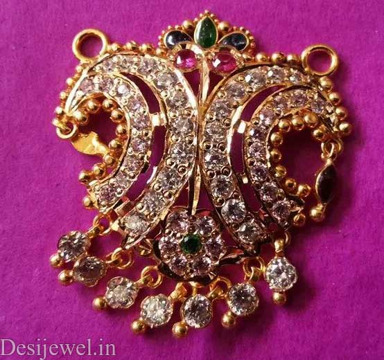 Rajasthani Gold Desi Mangalsutra Jewellery  in Jodhpur with weight of 6-7 GM