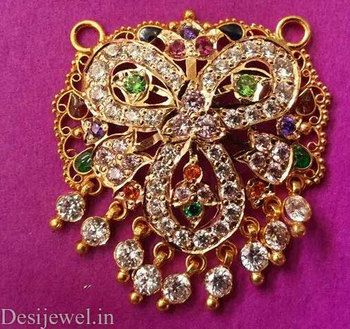 Marwadi Rajasthani Desi gold Mangalsutra And Weight is 7-8 gm