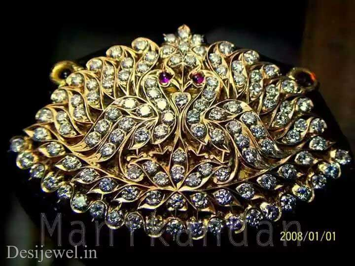Rajasthani Gold Desi Mangalsutra Jewellery  in Jodhpur with weight of 10-12 GM