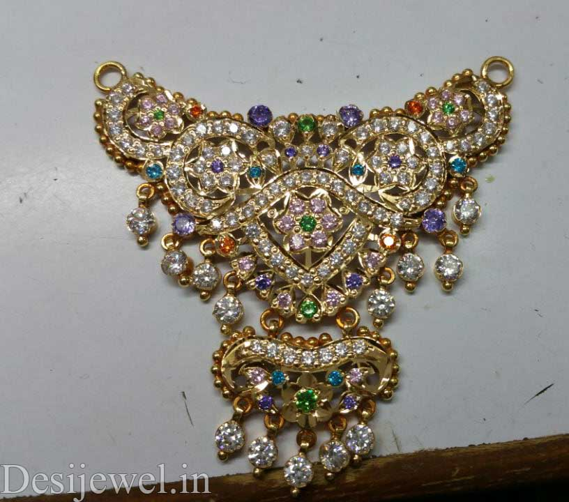 Rajasthani Gold Desi Mangalsutra Jewellery  in Jodhpur with weight of 14-17 GM