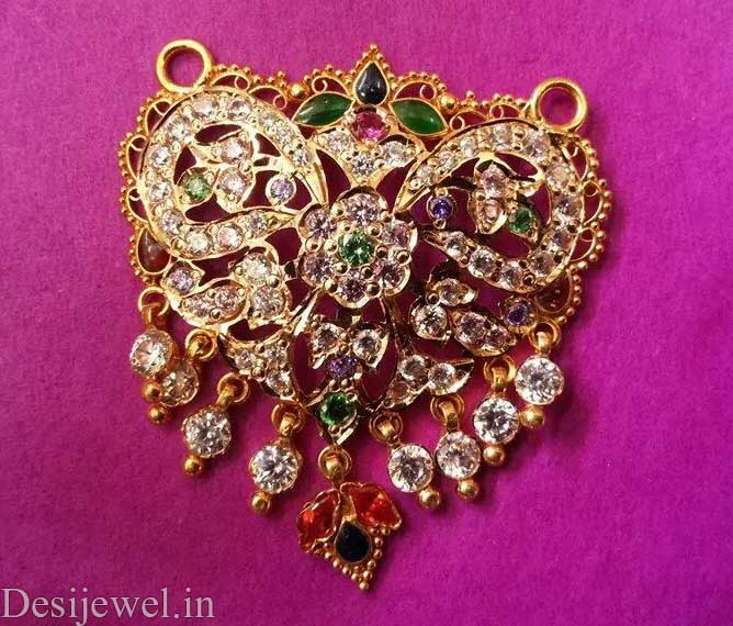 Rajasthani Gold Desi Mangalsutra Jewellery  in Jodhpur with weight of 7-8 GM