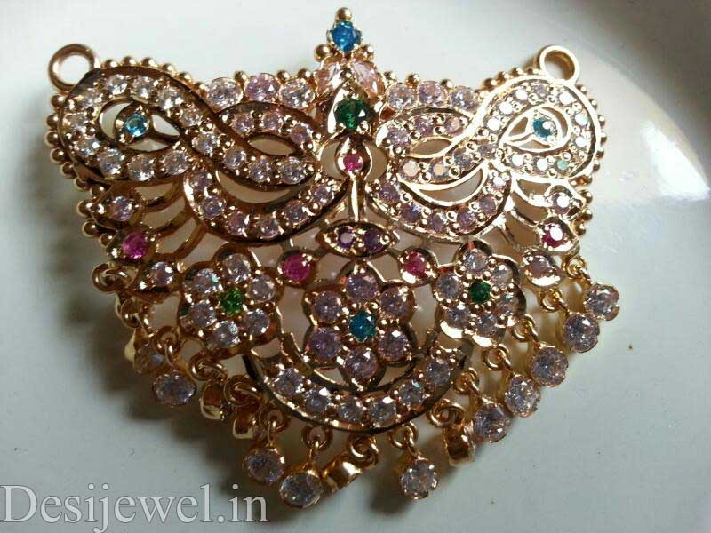 Rajasthani Gold Desi Mangalsutra Jewellery  in Jodhpur with weight of 9-10 GM