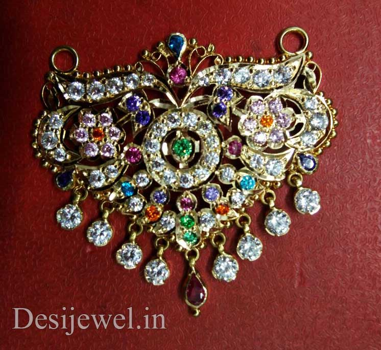Marwadi Rajasthani Desi gold Mangalsutra And Weight is 7 gm