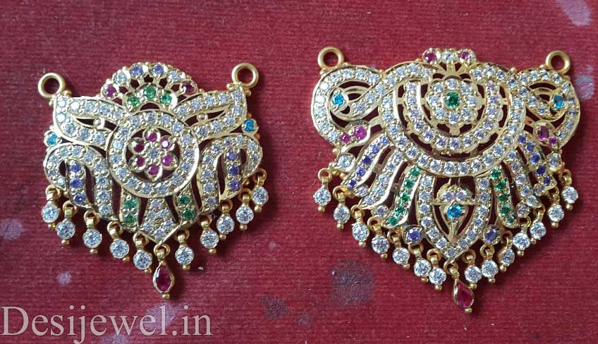 Marwadi Rajasthani Desi gold Mangalsutra And Weight is 7-10 gm