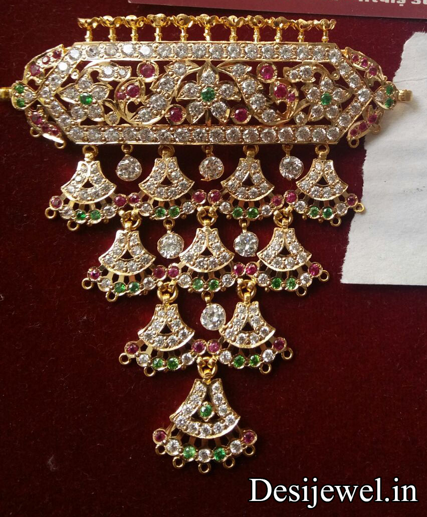 Marwadi Rajasthani Desi gold Mini Gala-Aad And Weight is 30-35 gm