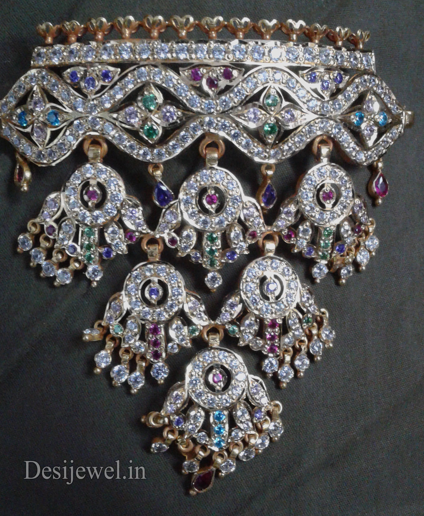 Rajasthani Gold Desi Mini Aad Jewellery  in Jodhpur with weight of 25-28 GM