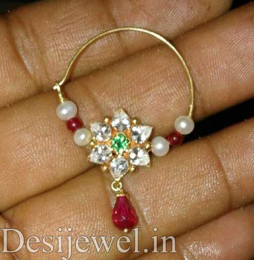 Rajasthani Gold Desi Nath Jewellery  in Jodhpur with weight of 2 GM