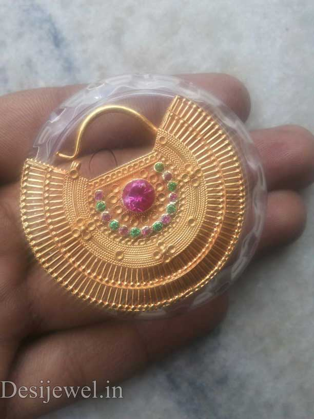 Rajasthani Gold Desi Nath Jewellery  in Jodhpur with weight of 10-15 GM