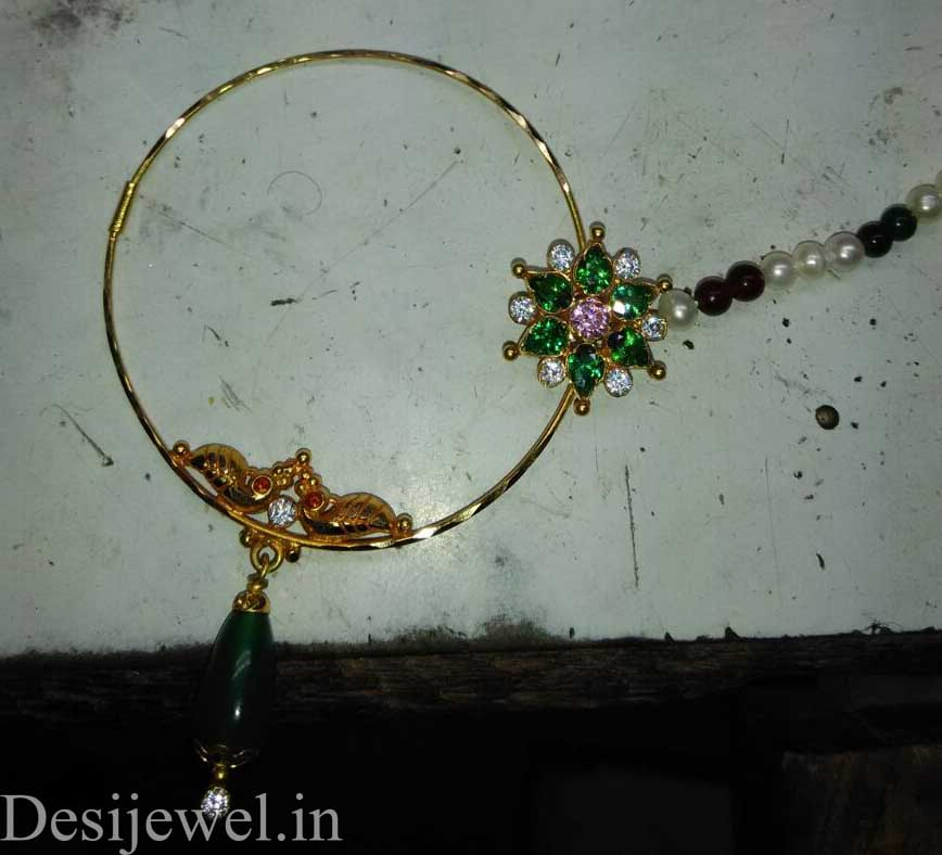Rajasthani Gold Desi Nath Jewellery  in Jodhpur with weight of 3-4 GM
