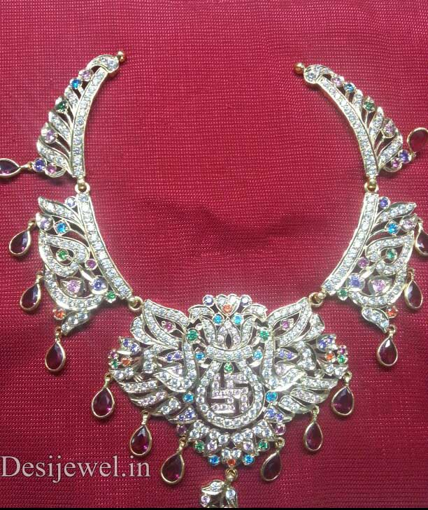 Marwadi Rajasthani Desi gold Necklace