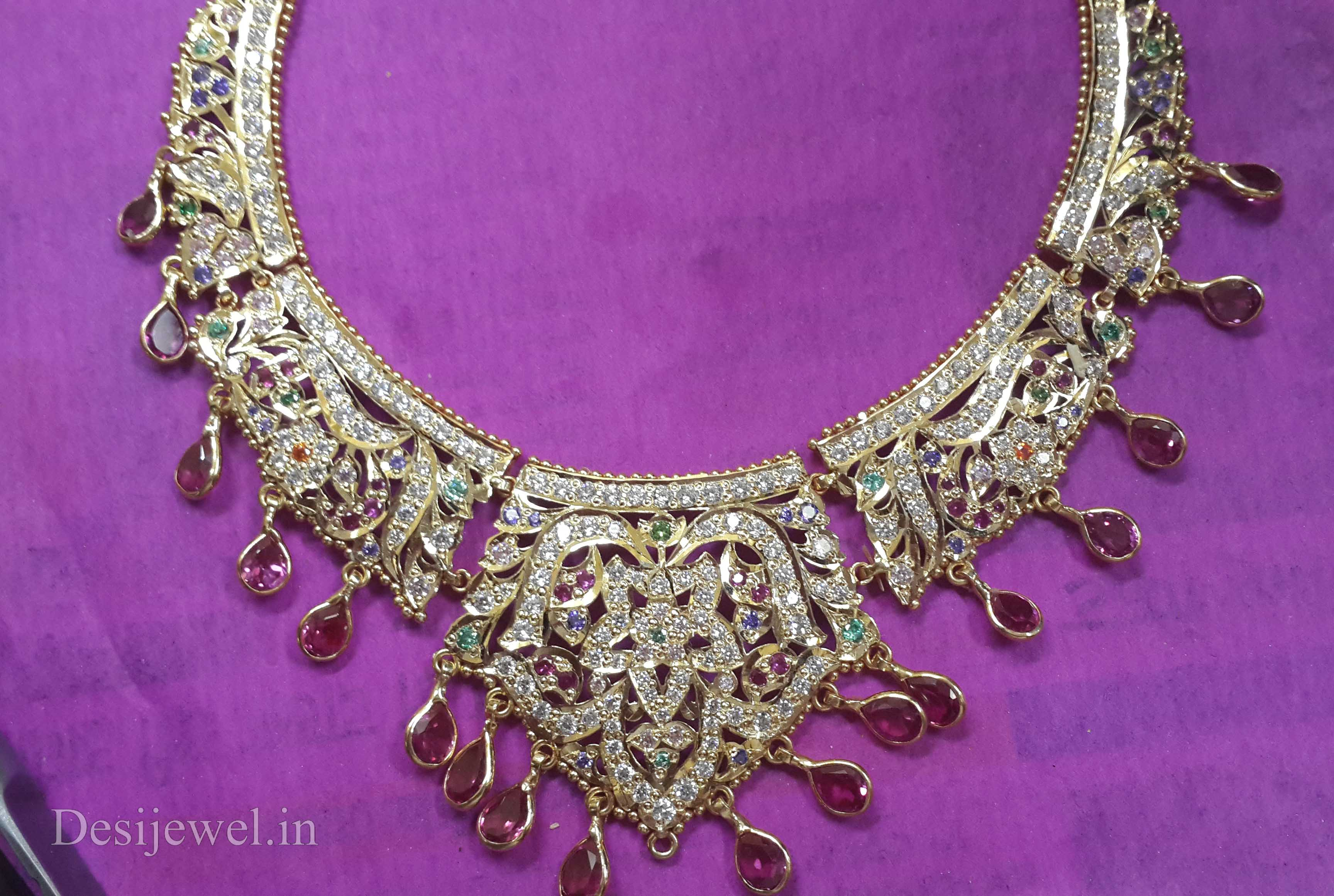 Marwadi Rajasthani Desi gold Necklace And Weight is 35-40 gm