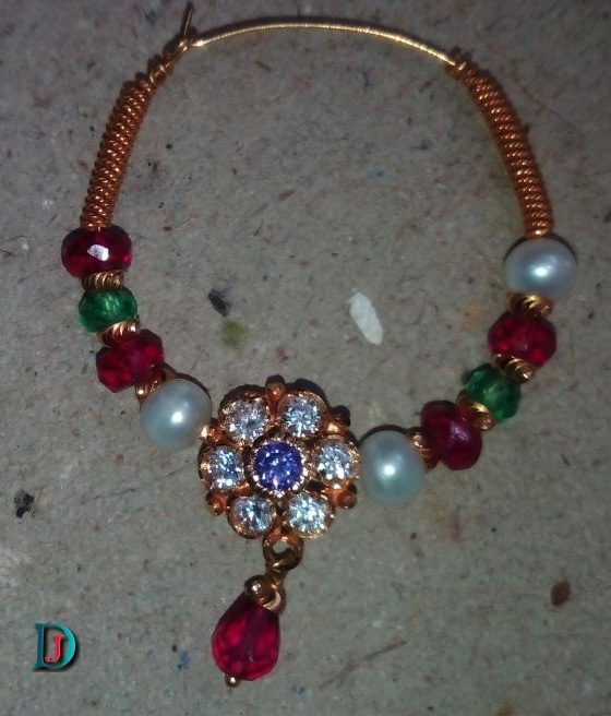 Rajasthani Gold Desi Jewellery Design in Jodhpur