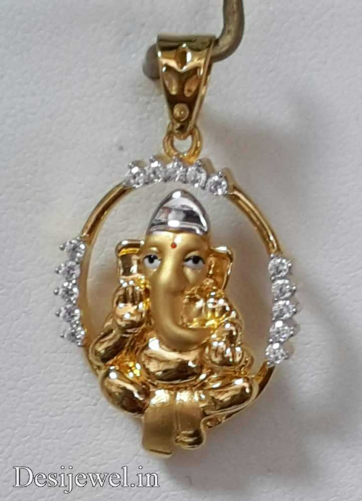 Marwadi Rajasthani Desi gold Gala-Pendal And Weight is 3-4 gm