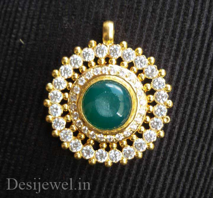 Marwadi Rajasthani Desi gold Gala-Pendal And Weight is 5-6 gm
