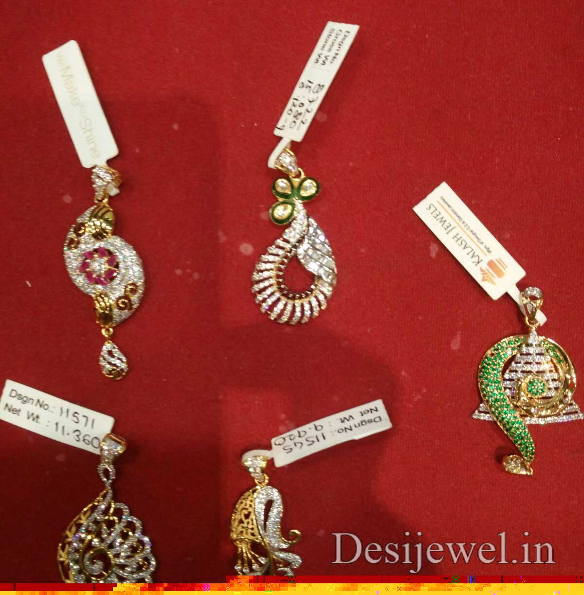 Marwadi Rajasthani Desi gold Gala-Pendal And Weight is 2-3 gm