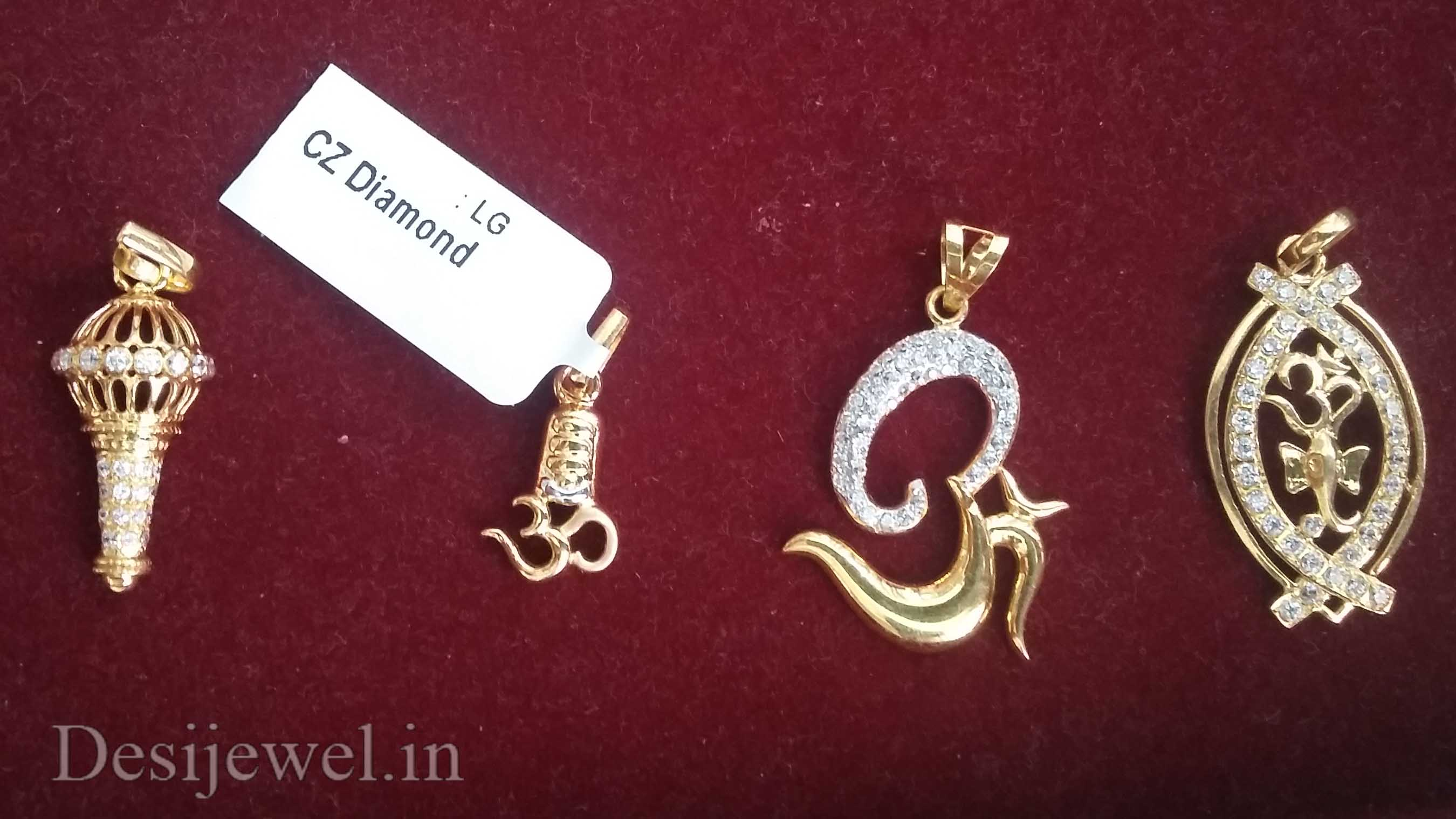 Marwadi Rajasthani Desi gold Gala-Pendal And Weight is 1-2 gm
