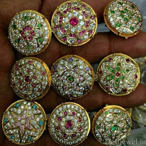 Marwadi Rajasthani Desi gold Rakhdi And Weight is 5-7 gm