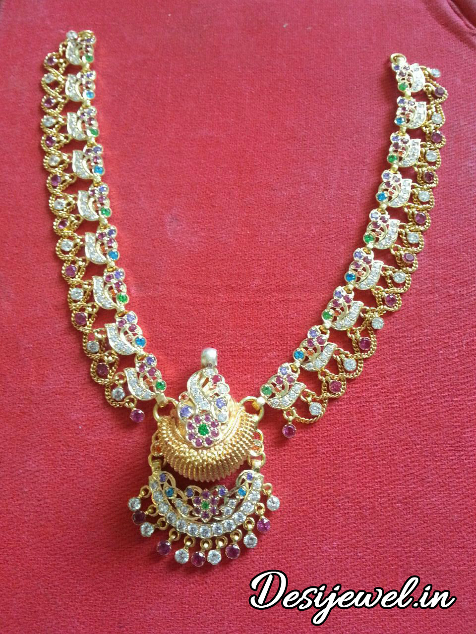 Marwadi Rajasthani Desi gold Rakhdi-Set And Weight is 35-40 gm