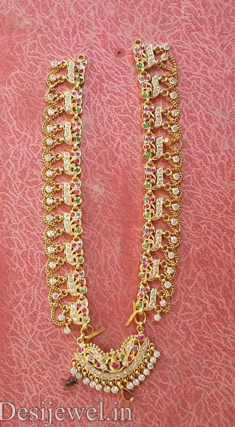 Marwadi Rajasthani Desi gold Rakhdi-Set And Weight is 22-24 gm