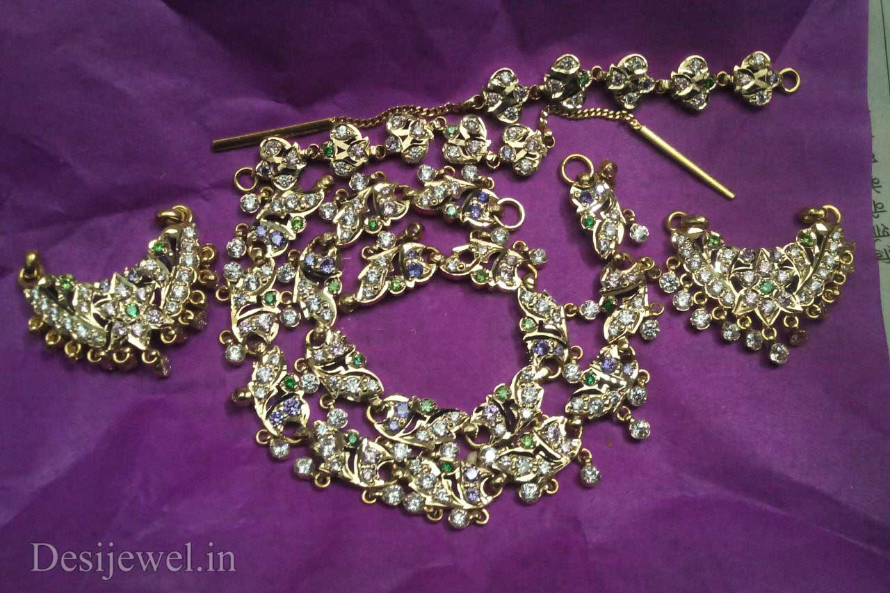 Marwadi Rajasthani Desi gold Rakhdi-Set And Weight is 24-30 gm